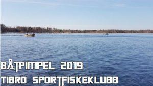 Båtpimpel @ Sånna vid sjön Örlen